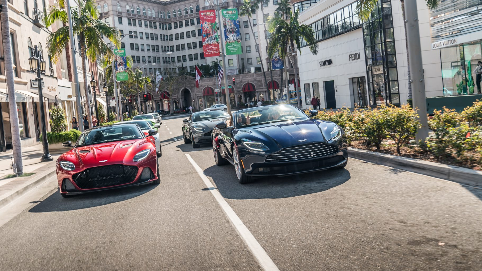 Aston Martin Dbs Super Leggera O Gara Collective