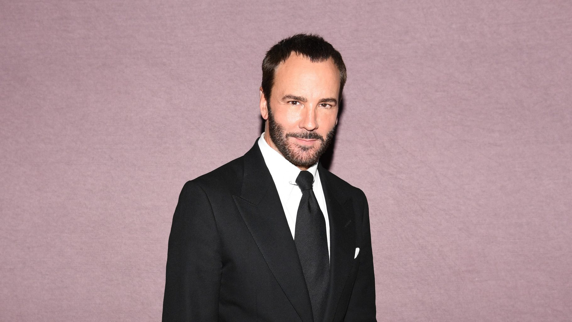 Tom Ford, designer and chairman of the Council of Fashion Designers (CFDA)