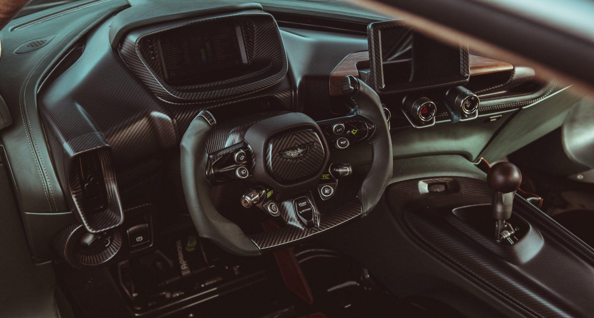 The 1 Of 1 Aston Martin Victor O Gara Collective